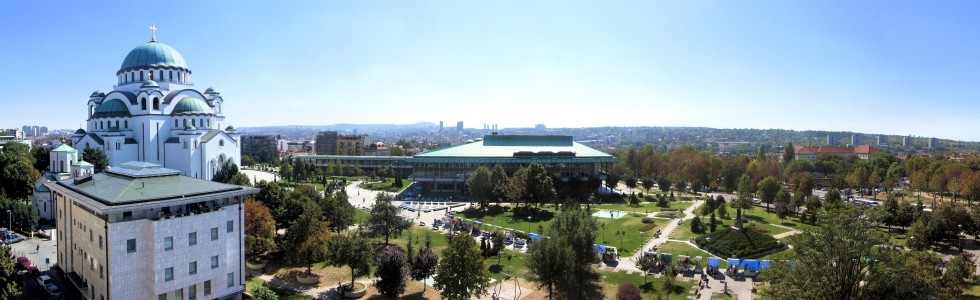 Belgrad / PDC Panorama